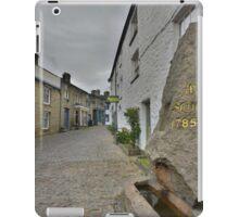 Yorkshire: The Village of Dent iPad Case/Skin