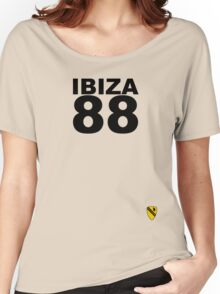 Ibiza 88 - Rave Veteran Women's Relaxed Fit T-Shirt