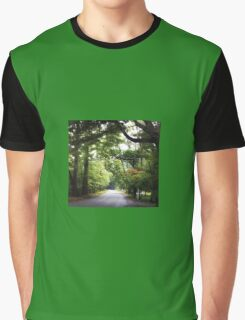Portal to Narnia Graphic T-Shirt