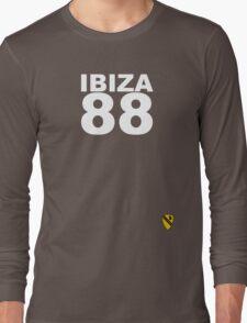 Ibiza 88 - Rave Veteran Long Sleeve T-Shirt