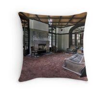 HOTEL G. Throw Pillow