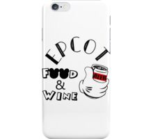 Epcot Food and Wine Festival - Beer iPhone Case/Skin