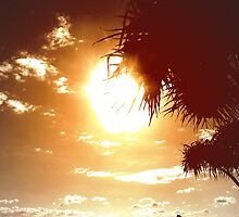 sun dial by OceanGoddess