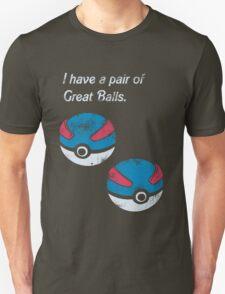 Great Balls Unisex T-Shirt