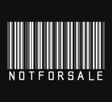 Not For Sale by sabgutz