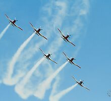 Roulettes 4 by Nigel Donald