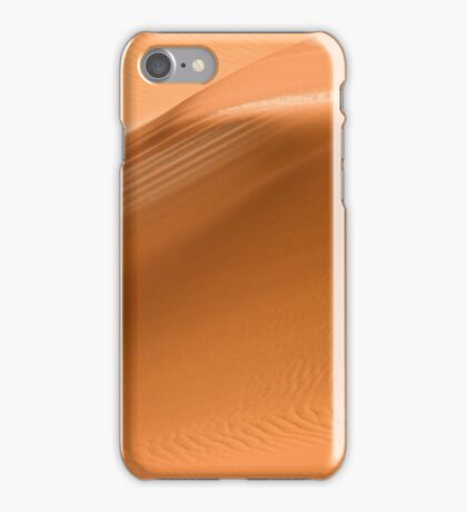 """Sand Sea """"pouring"""" iPhone Case/Skin"""
