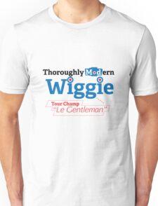 Bradley Wiggins - tour de france Unisex T-Shirt