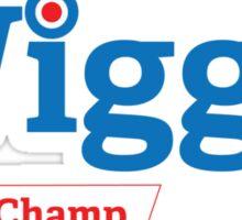 Bradley Wiggins - tour de france Sticker