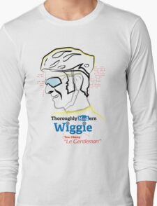 Bradley Wiggins - tour de france - Tour champion Long Sleeve T-Shirt