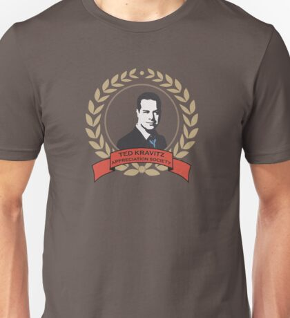 Ted Kravitz Appreciation Society Unisex T-Shirt