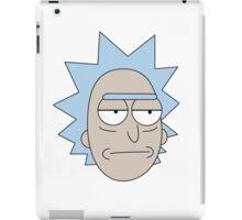 Rick - Rick and Morty iPad Case/Skin
