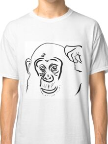 Year of the Monkey 2016 : Chinese Zodiac Sign  Classic T-Shirt
