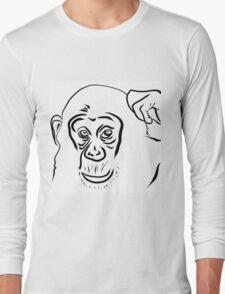 Year of the Monkey 2016 : Chinese Zodiac Sign  Long Sleeve T-Shirt