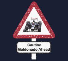 Caution Maldonado Ahead by Tommy Bee
