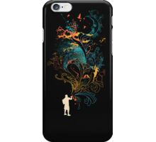 Sleep Less Draw More iPhone Case/Skin