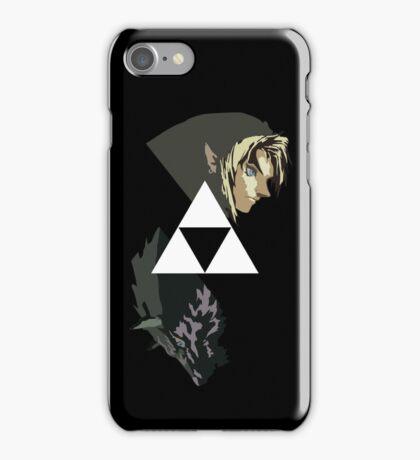 Zelda Twilight Princess Remake! iPhone Case/Skin