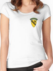 89th Hardcore Division - Rave Veteran Women's Fitted Scoop T-Shirt