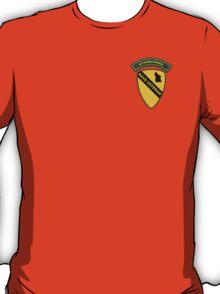 1st Techno Division - Rave Veteran T-Shirt