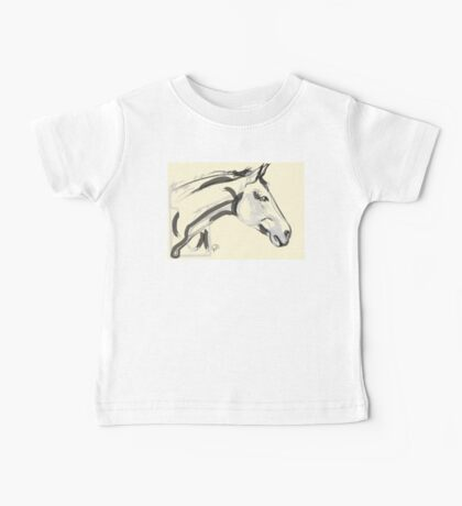 Horse - Lovely Baby Tee