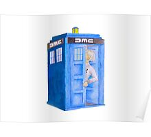 Doc and his Tardis Poster