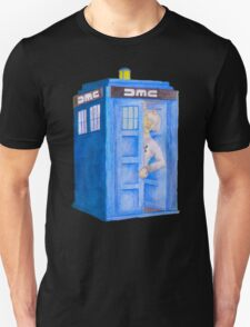 Doc and his Tardis Unisex T-Shirt