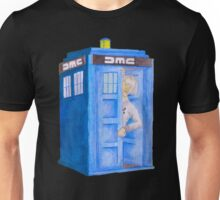 Doc and his Tardis Unisex T-Shirt
