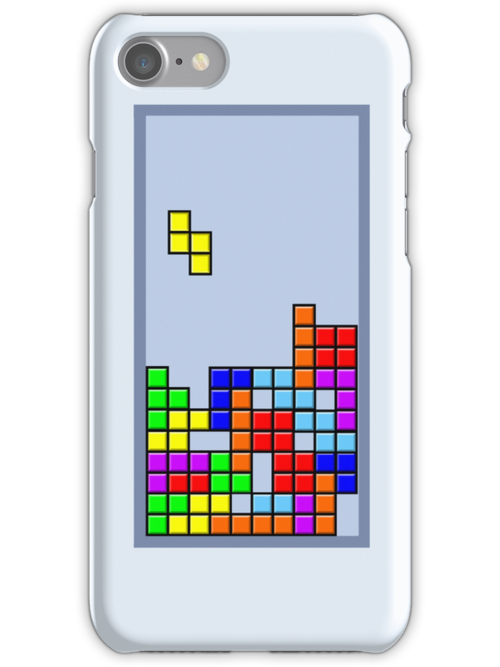 Old School Tetris by TheWinterCold