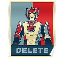 Cybermen Hope Poster