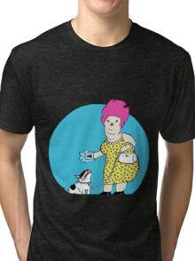 Oops! Tri-blend T-Shirt