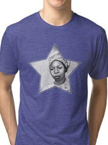 Nina Simone Tri-blend T-Shirt