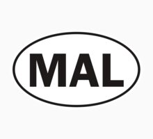 MAL - Oval Identity Sign by Ovals