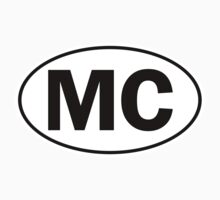 MC - Oval Identity Sign by Ovals