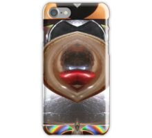 Tung Wagoner iPhone Case/Skin