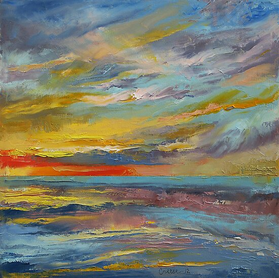 Abstract by Michael Creese