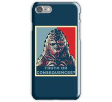 Zygon Hope iPhone Case/Skin