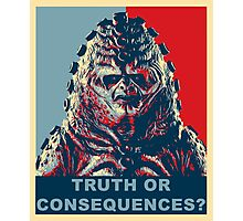 Zygon Hope Photographic Print
