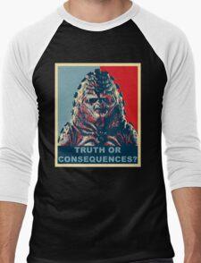 Zygon Hope Men's Baseball ¾ T-Shirt