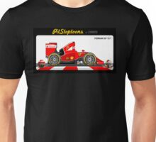 FERRARI SF 15 T _ 2015 Unisex T-Shirt