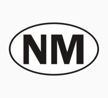 NM - Oval Identity Sign by Ovals