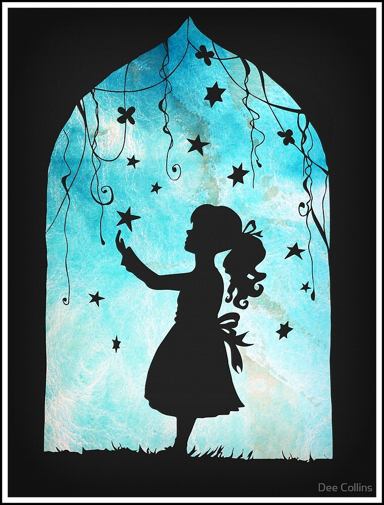 i used to reach out and try to touch the stars by deedeedee123