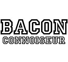 Bacon Lover Photographic Print