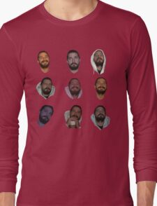 All My Movies Long Sleeve T-Shirt