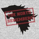 The North Remembers by rebeccaariel