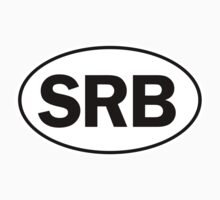 SRB - Oval Identity Sign by Ovals