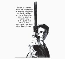 Dirty Harry Charity by cultcollaborati