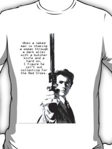 Dirty Harry Charity T-Shirt