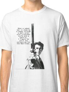 Dirty Harry Charity Classic T-Shirt