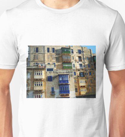 Malta -  Apartments Unisex T-Shirt