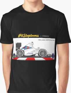 WILLIAMS MERCEDES FW 37 _ 2015 Graphic T-Shirt